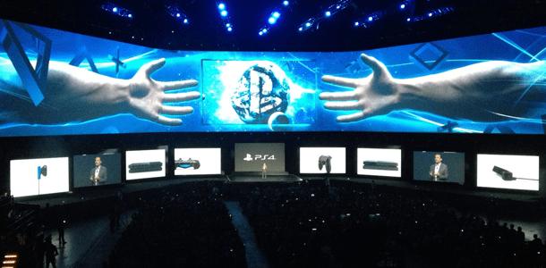 Konferencje Sony zawsze są organizowane z wielkim rozmachem.