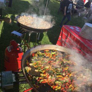 Paella Catering und Tapas Catering mit Paella 24