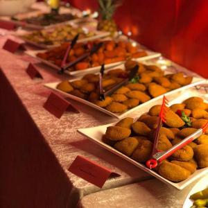 Tapas Buffet Catering Paella 24