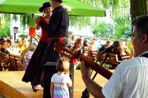 Spanisches Sommerfest