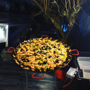 Paella Catering, Spanisches Catering, Paella Live Catering