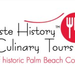 Taste History Culinary Tours of Historic Palm Beach County - LOGO