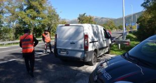 ISERNIA – Simula il furto del furgone incidentato per intascare i soldi  dell'assicurazione, 30enne denunciato