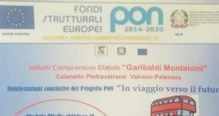 VAIRANO PATENORA – IN VIAGGIO VERSO IL FUTURO CON GLI ALUNNI DELL'I.C. GARIBALDI-MONTALCINI