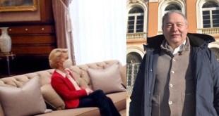 """Regione Campania – Oliviero, dopo l'episodio della Von der Leyen, replica """"rispetto per le donne"""""""