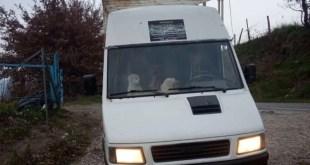 Sessa Aurunca – San Carlo, rubato il furgone di un imprenditore locale e ritrovata un'auto rubata parzialmente distrutta