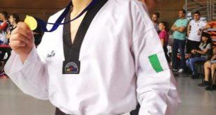 MONDRAGONE – Achille Cennami si aggiudica l'oro al Primo European Multi Game