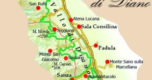EMERGENZA CORONAVIRUS –  L'Unita di crisi visita la zona rossa Vallo di Diano e rafforzano le misure di sicurezza