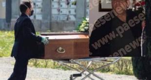 Sessa Aurunca – Tragedia a Piedimonte, l'ultimo viaggio di Antonio