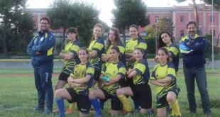 Santa Maria Capua Vetere – Rugby Clan: Campionato al nastro di partenza, la U.16 femminile al villaggio del Rugby