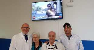 Piedimonte Matese – Generosità in corsia, paziente oncologica fa un regalo al reparto