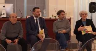 """NAPOLI – Moretta con """"Nonno Mimì"""" al pomeriggio letterario promosso dalla casa editrice Bertoni"""