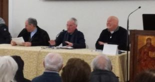TEANO – Seminario di formazione per i laici, il professore Majorano spiega l'esortazione postsinodale di papa Francesco: Amoris laetitia