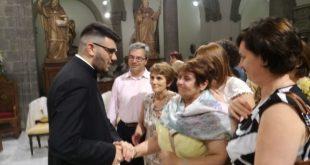 TEANO / MARZANO / RIARDO / PASTORANO –  Ordini Sacri, i candidati: Mario, Marco e Salvatore