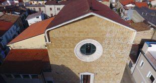 Alife – Restauro Chiesa di Santa Caterina: al via i lavori di adeguamento strutturale e funzionale dell'edificio danneggiato dal sisma del dicembre 2013