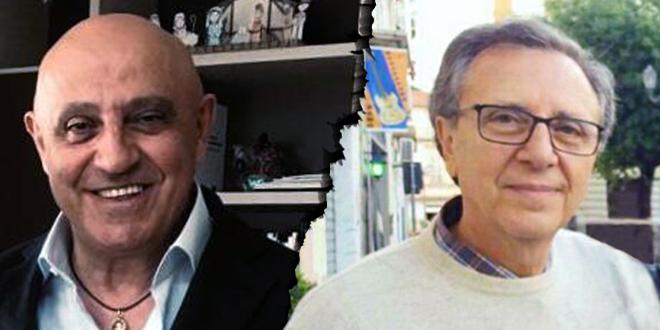 Giuseppe Forte e Luigi Tommasino