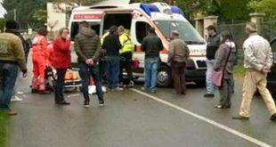 Valle Agricola / Pratella – Donna investita da un'auto: 45enne al pronto soccorso