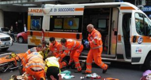 Caserta / Perugia – Frontale tra due auto: muore bambina di 5 anni, due feriti