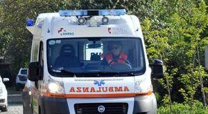 Teano – Perde il controllo della motosega e rischia di tagliarsi un braccio, 37enne al pronto soccorso