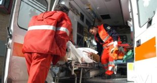 Piedimonte Matese / Alvignano – Incidente stradale, scontro tra due auto: una donna in terapia intensiva