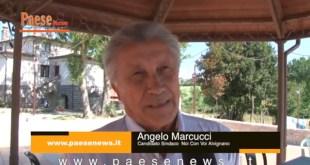 ALVIGNANO – Comune, rottura tra il sindaco Marcucci e il presidente del consiglio De Marco
