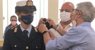 VAIRANO PATENORA / VENAFRO – Polizia Municipale, l'agente Anna Nesi promossa assistente