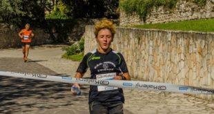 Pietramelara: l'atleta Antonietta Peluso già campionessa Italiana SkyRace DIRETTA VIDEO