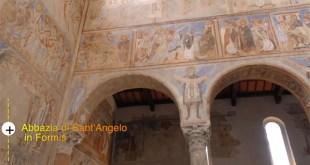 CAPUA – Basilica di San Michele, incantevole meraviglia sul monte Tifata (il video)