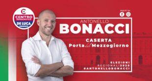Calvi Risorta – Elezioni regionali, l'appello di Antonello Bonacci