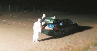 Durazzano / Puglianello – Cadavere in auto, indagano i carabinieri