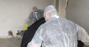 Mondragone – Cadavere all'interno di una casa fatiscente, morto da giorni: indagano i carabinieri