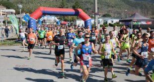 Calvi Risorta – Urbs Egregia, anche il maratoneta Ricatti fra i 650 partecipanti (il video)