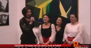 CAPODRISE – Gentileschi, un caso ancora attuale: successo al PalArti (il video con le interviste)