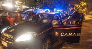 Capua / Sessa Aurunca – Rubano due furgoni da un cantiere, ladri arrestati dopo un lungo inseguimento