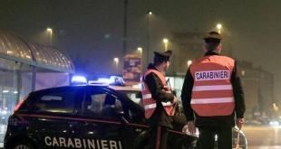 Capriati a Volturno / Trivento / Pratella – Follia sulla provinciale, investe il maresciallo dei carabinieri e scappa. Bloccato dopo fuga di 10 km