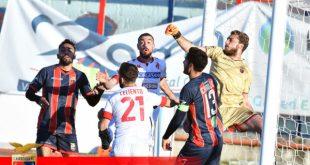 Caserta – Calcio, la Casertana ancora sconfitta al Pinto: è penultima