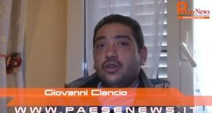 Sparanise  –  Caso De Rosa, parla il testimone: ecco la dinamica dei fatti (il video con l'intervista)