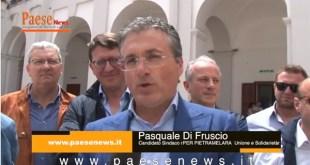 Pietramelara: Il Sindaco Pasquale Di Fruscio risponde alle vostre domande DIRETTA VIDEO