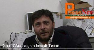 """Teano – Elezioni regionali, D'Andrea verso la candidatura. Potrebbe """"servire"""" per l'ospedale"""
