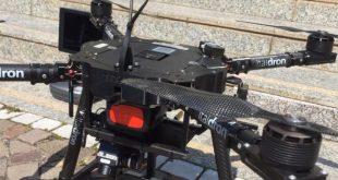 CALVI RISORTA – EMERGENZA COVID-19,  IL COMUNE DI CALVI RISORTA ATTIVA UNA FLOTTA DI 10 DRONI PER IL SERVIZI DI CONTROLLO