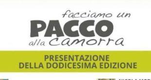 """CASERTA – Dodicesima edizione dell'iniziativa """"Facciamo un pacco alla Camorra"""", in collaborazione con le cooperative sociali dei beni confiscati nella provincia"""