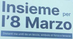 """Pietramelara – Iniziativa """"Insieme per l'8 Marzo"""": il Comune aderisce al momento di riflessione sul mondo femminile"""