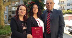 La laurea di Flavia