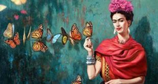 "SESSA AURUNCA – ""I colori del Grigio"", un murale dedicato all'artista messicana Frida Kahlo"