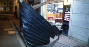 SPARANISE – Furti,  rubate slot machine alla Eurobet