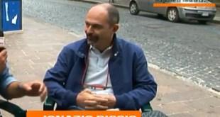CASERTA – PRESENTATO IL LIBRO INTERVISTA DI RICCIO