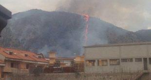 CALVI RISORTA – Prevenzione Incendi: Orizzonte Comune chiede l'intervento del sindaco Lombardi