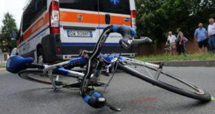 Vairano Patenora – Cade dalla bicicletta, ferito un 50enne. Soccorso da alcuni passanti. Lui per ringraziare regala funghi