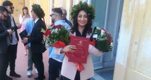 La laurea di Giovanna