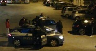Caserta – Tre persone arrestate per aver aggredito i poliziotti, il giudice: le cose sono andate diversamente. Tutti scarcerati (il video)